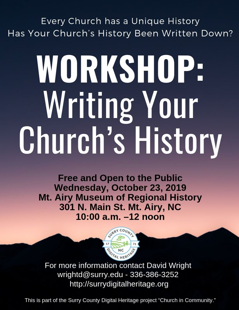 WORKSHOP__Writing_Your_Churchs_History